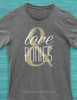 Love and Ponies Equestrian Tee Shirt