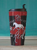 What Fun it is to Ride Horses Winter Equestrian Travel Tumbler