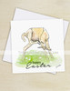 Happy Easter Whimsical Horse Foal Greeting Cards (10 pk)