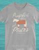 Pumpkin Spice and Ponies Fall Equestrian T-Shirt