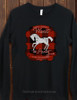 I Will Always Want A Pony For Christmas Ladies Long Sleeve Tee