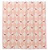 Pink Harlequin Horse Shower Curtain
