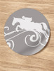 Jumping Horse Flourish Stickers Pack