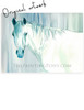 """""""Blue Mare"""" Watercolor Horse Painting"""