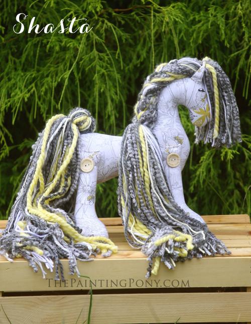"""Flopsy Cotton Pony """"Shasta"""""""