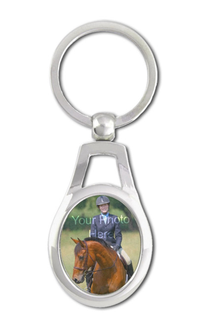 Your Own Horse Personalized Key Chain