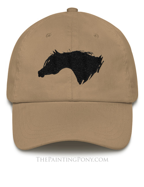 Arabian Horse Emroidered Hat