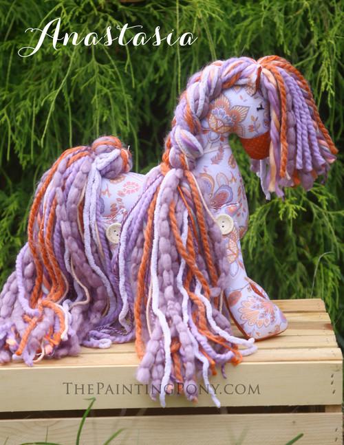 "Signature Flopsy Cotton Pony ""Anastasia"""