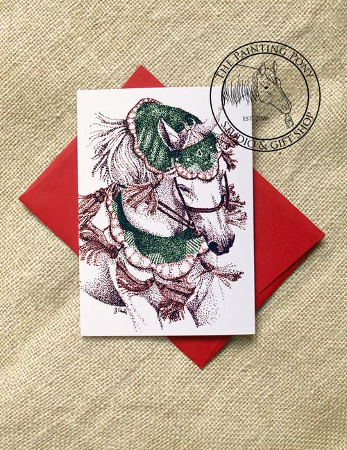 Christmas Arabian Holiday Cards (10 pk)
