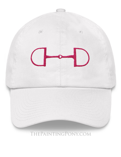 399e6325f2a6e Horse Jump Equestrian Emroidered Hat - The Painting Pony
