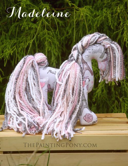"SOLD Flopsy Cotton Pony ""Madeleine"""