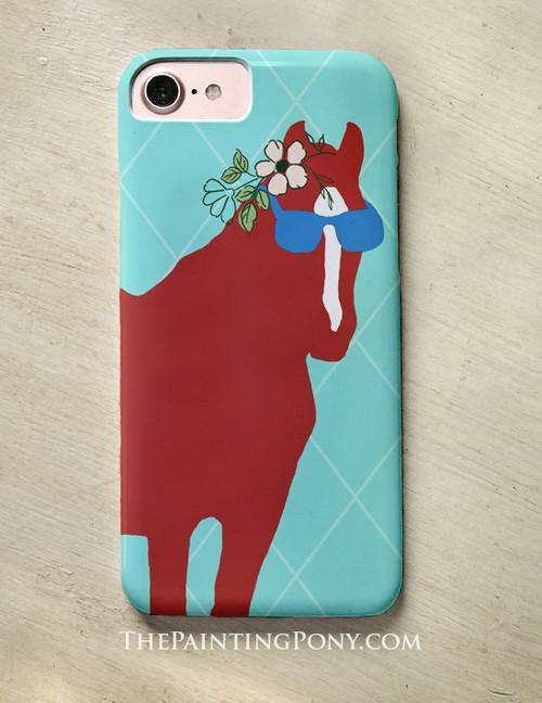 Sunglass Pony Summer Equestrian Phone Case