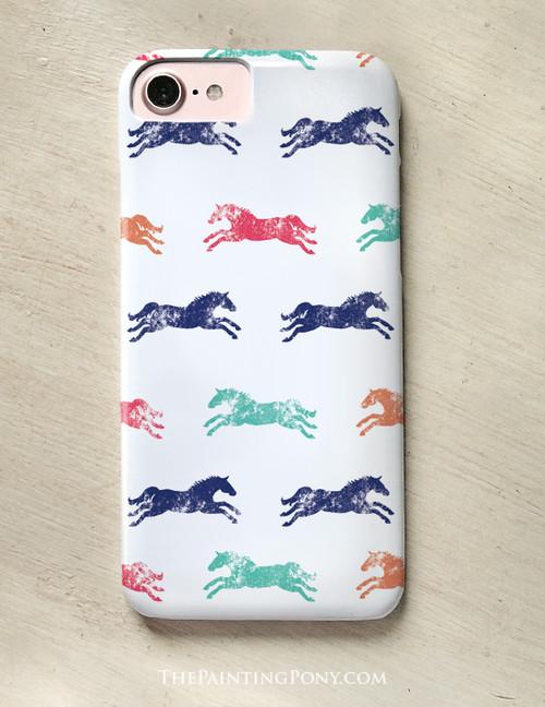 Classic Equestrian Phone Case