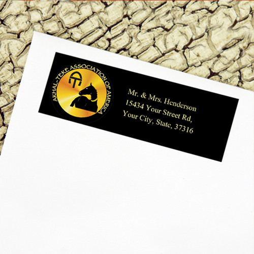 ATAA Logo Return Address Labels (12 count)