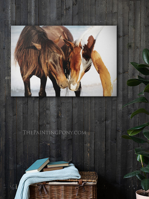 Pony Love Fine Art Print