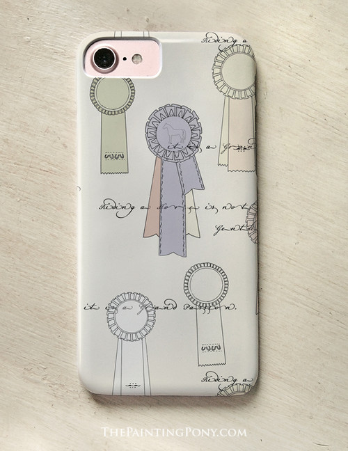 Equestrian Phone Case