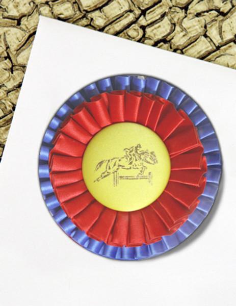 Champion Horse Show Ribbon Stickers