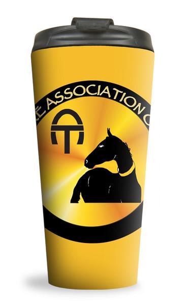 ATAA Logo Travel Tumbler 15oz