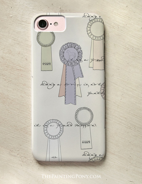 Equestrian Phone Case