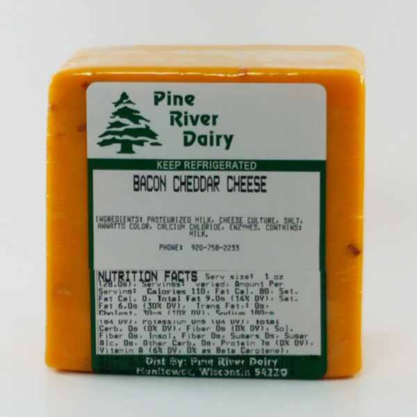 Bacon Cheddar Cheese