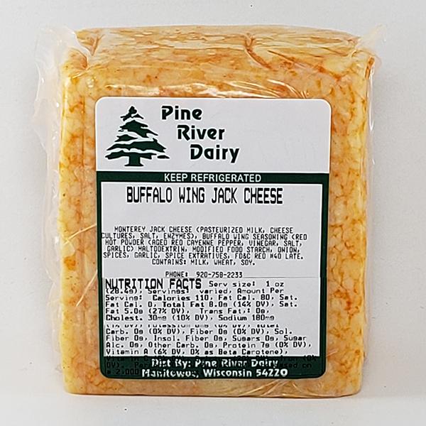 Buffalo Wing Jack Cheese