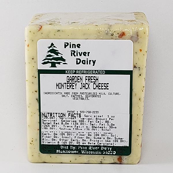 Garden Fresh Monterey Jack Cheese