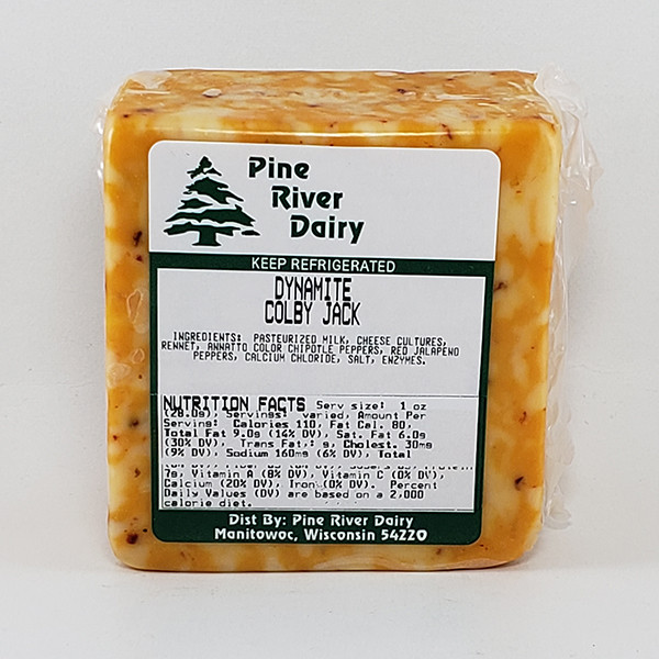 Dynamite Colby Jack Cheese