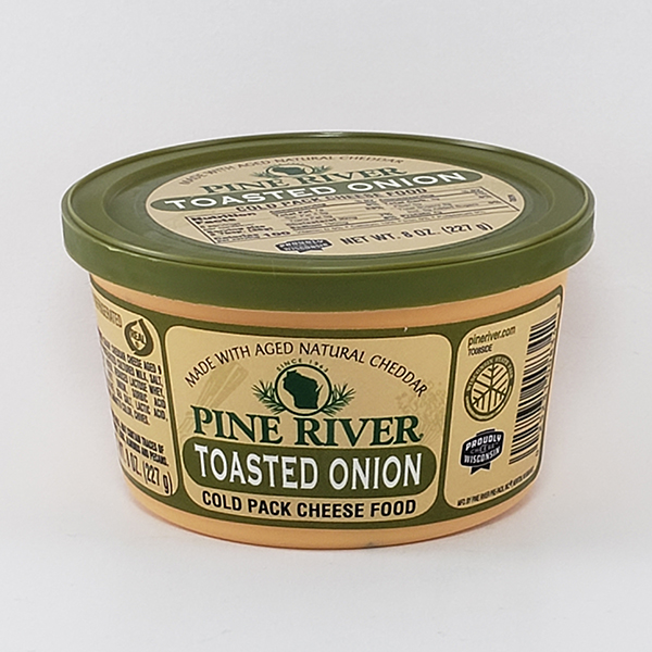 Pine River Toasted Onion Cheese Spread