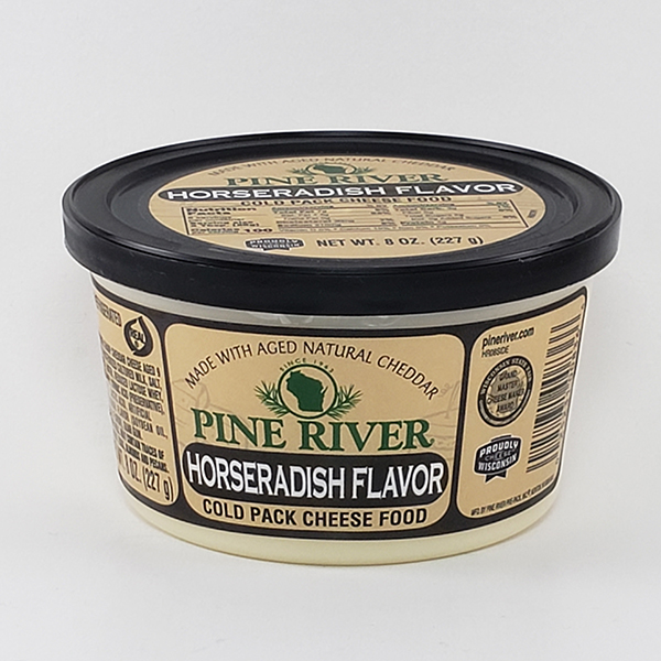 Pine River Horseradish Cheese Spread