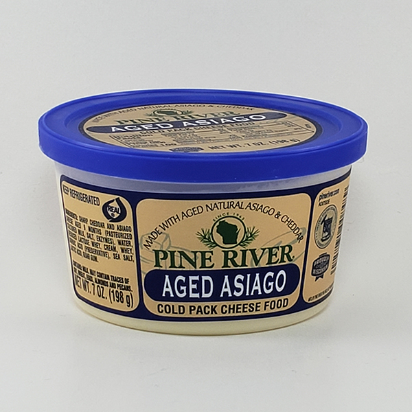 Pine River Aged Asiago Cheese Spread