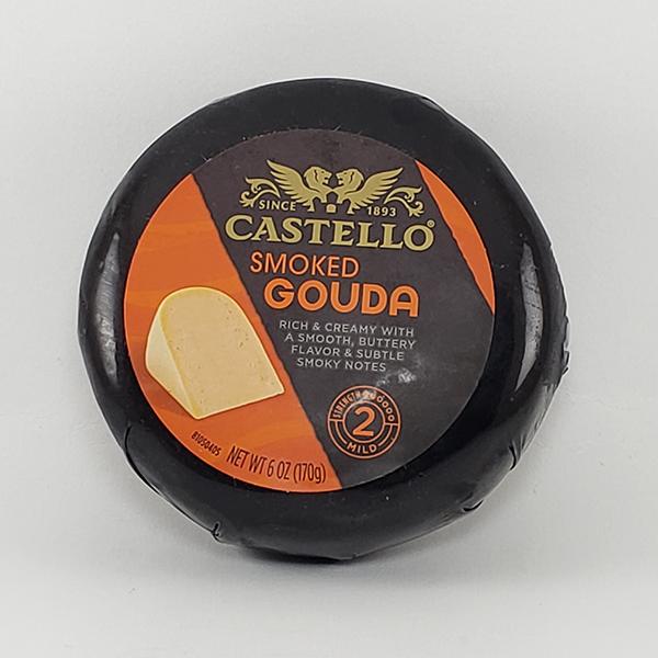 Castello Smoked Gouda Baby Wheel