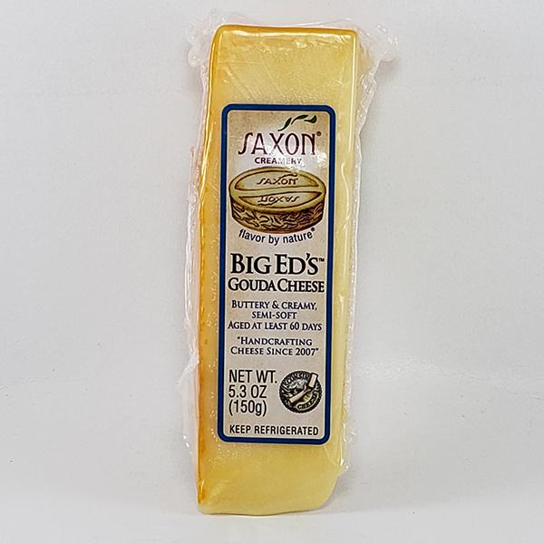 Saxon Creamery Big Ed's Gouda