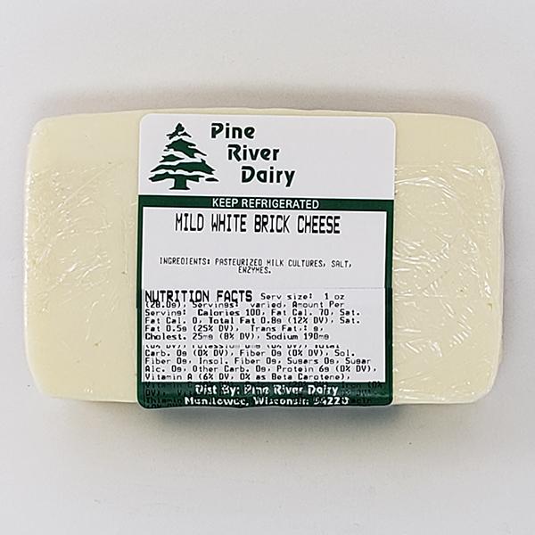Mild White Brick Cheese