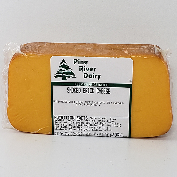 Smoked Brick Cheese
