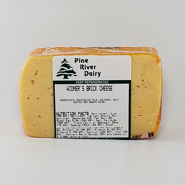 Widmer's Brick Cheese