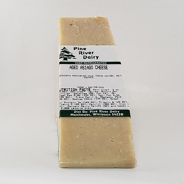 Aged Asiago Cheese