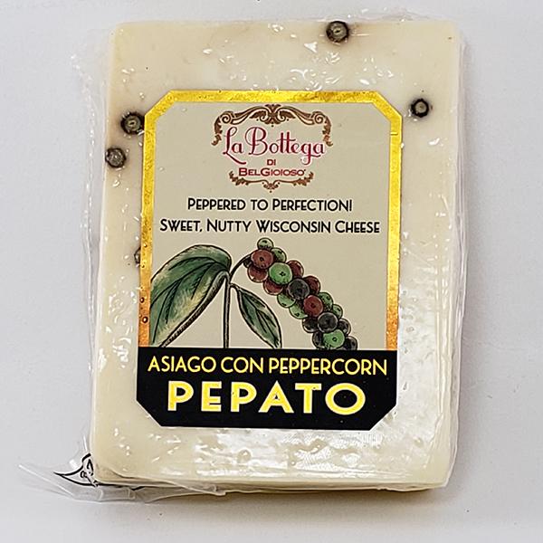 La Bottega di BelGioioso Pepato Cheese
