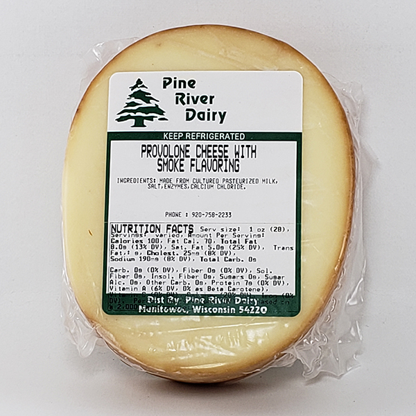 Smoked Provolone Cheese