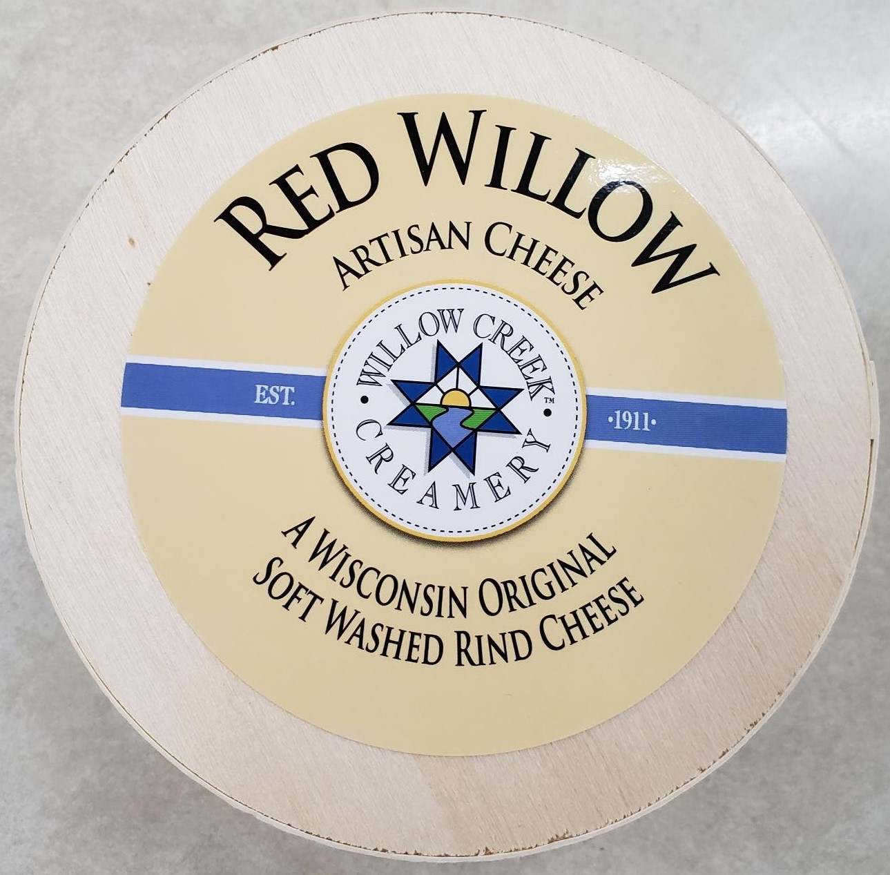 Red Willow Brie