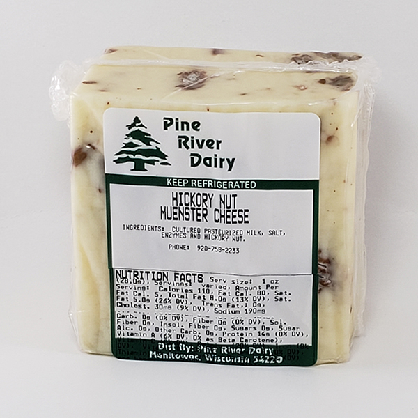 Hickory Nut Muenster Cheese