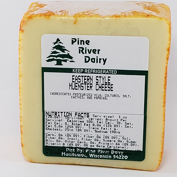 Eastern Style Muenster Cheese