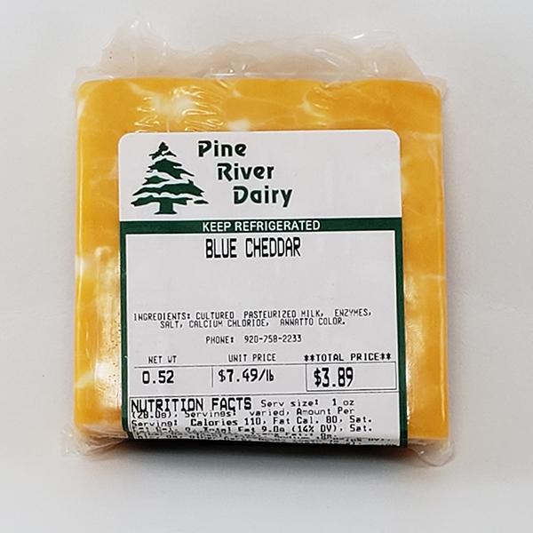 Blue Cheddar Cheese