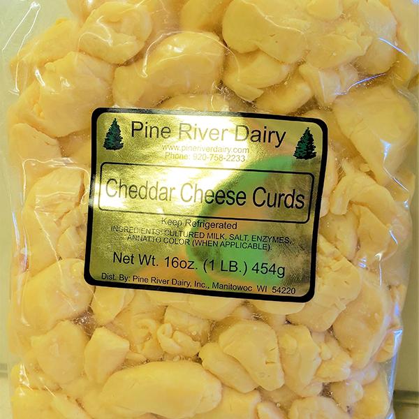 Cheddar Cheese Curds