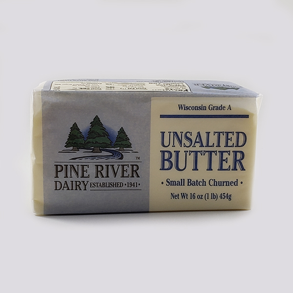 Unsalted Butter-1 case (15-one pound blocks)