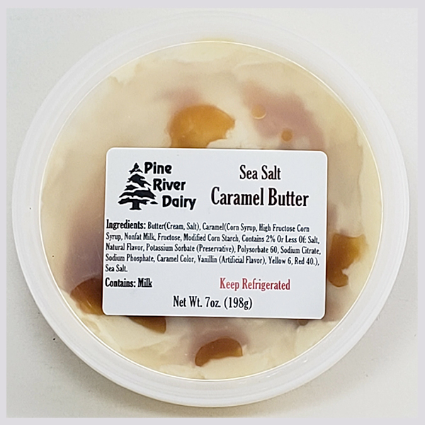 Sea Salt Caramel Butter