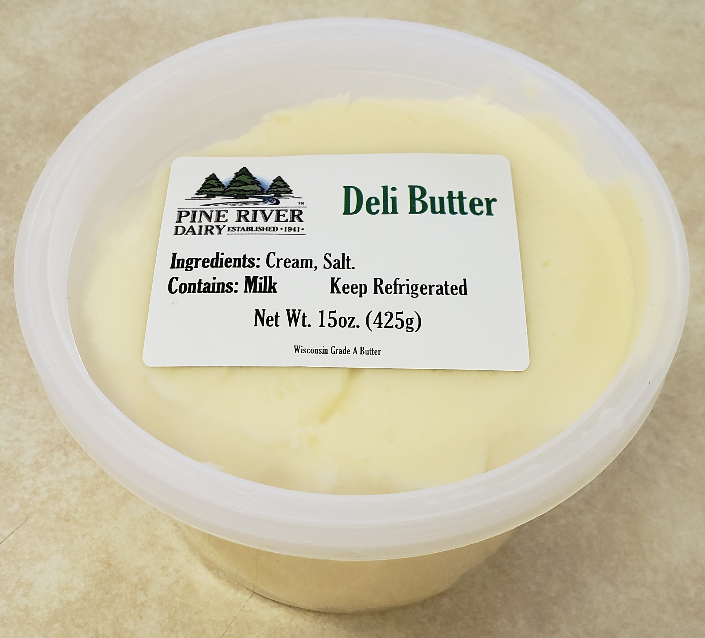 Salted Deli Butter (Pickup Item Only)