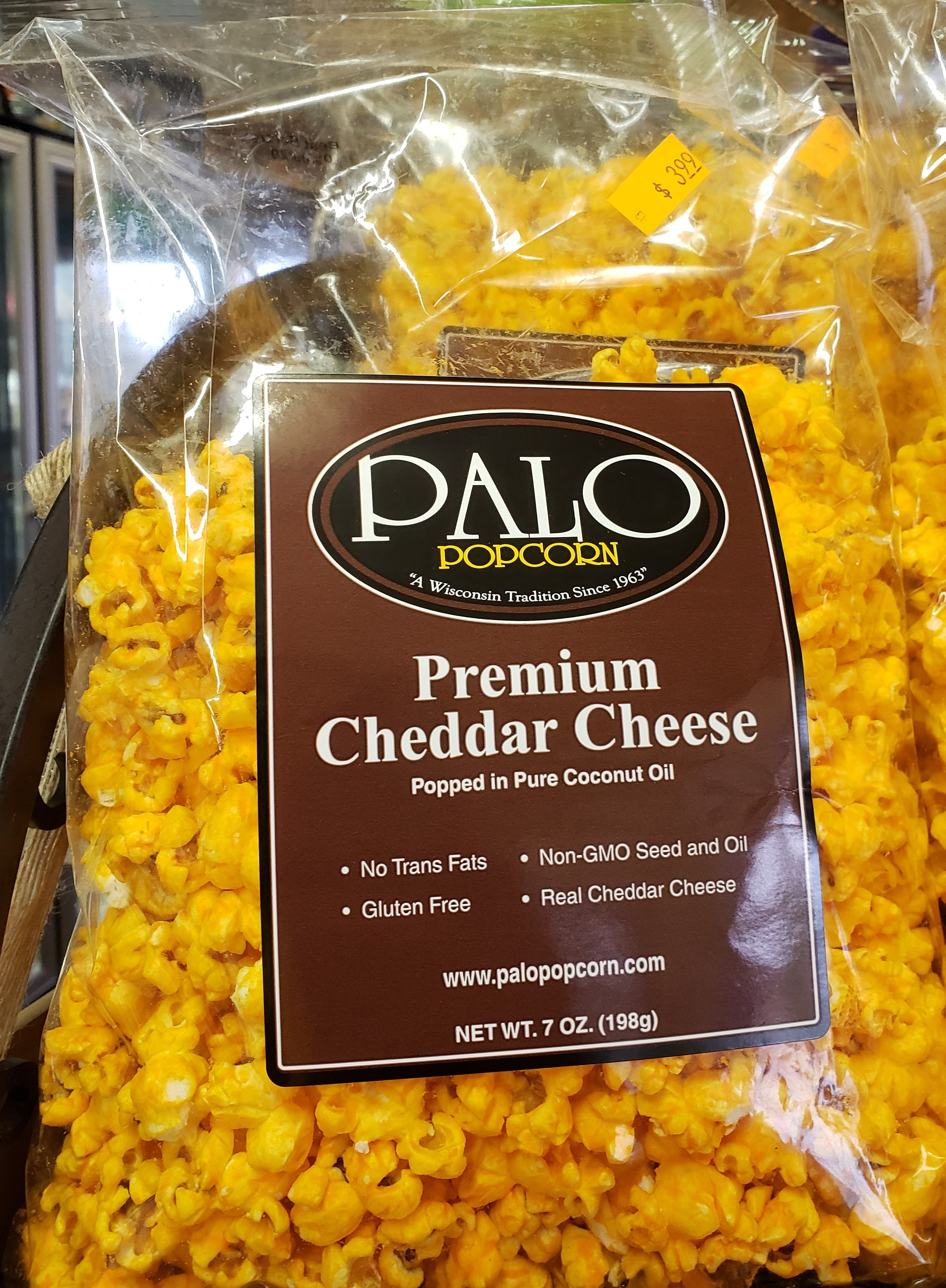 Palo Cheese Popcorn (Pickup Item Only)