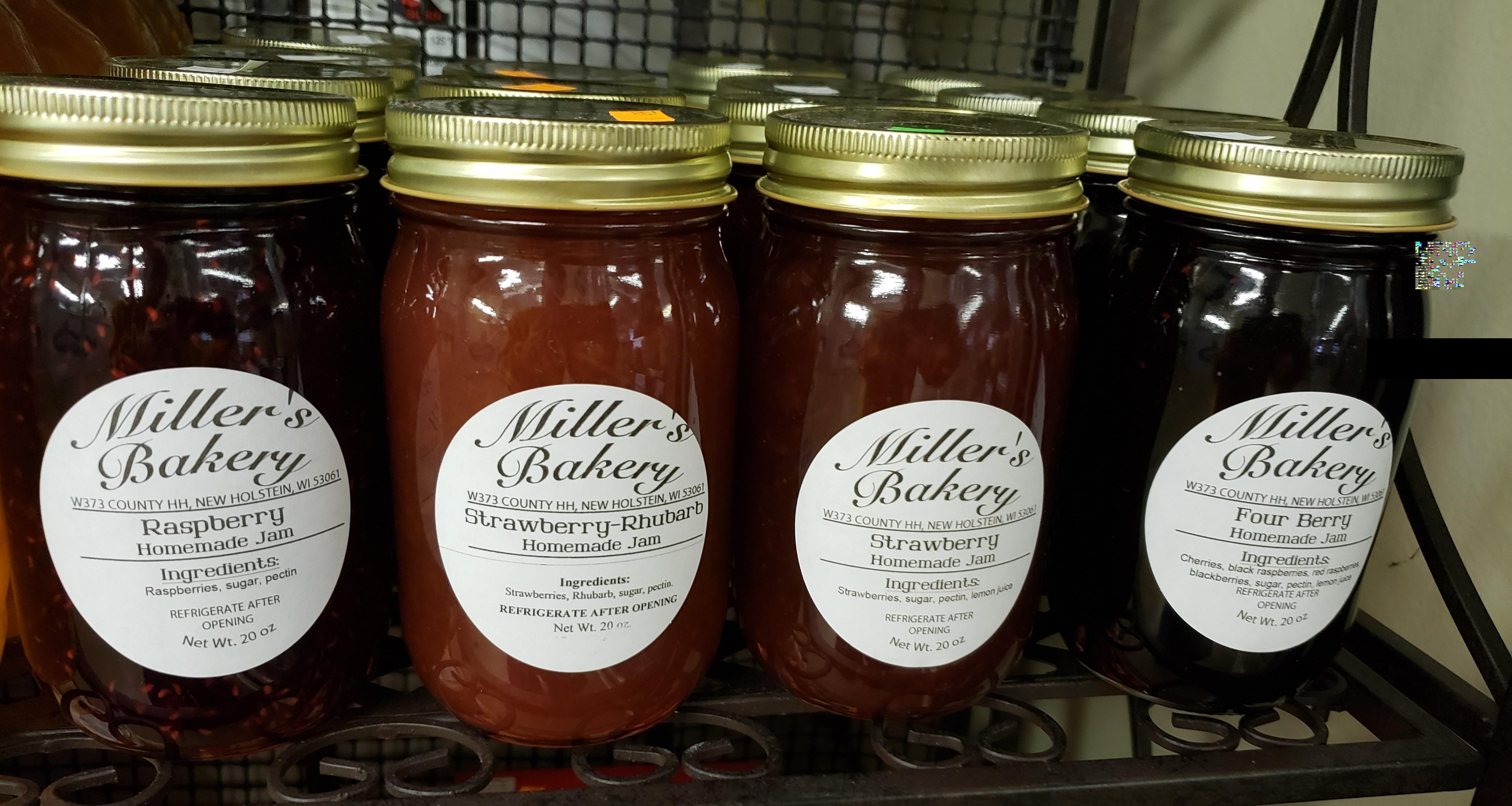 Miller's Bakery (Pickup Item Only)