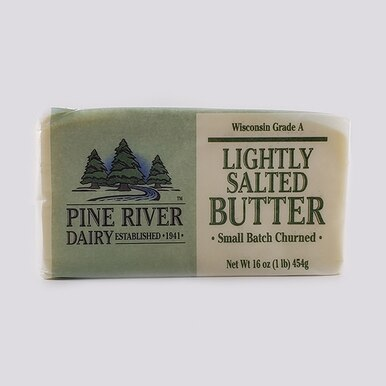 Lightly Salted Butter - 15 Pound Case (Pickup Item Only)