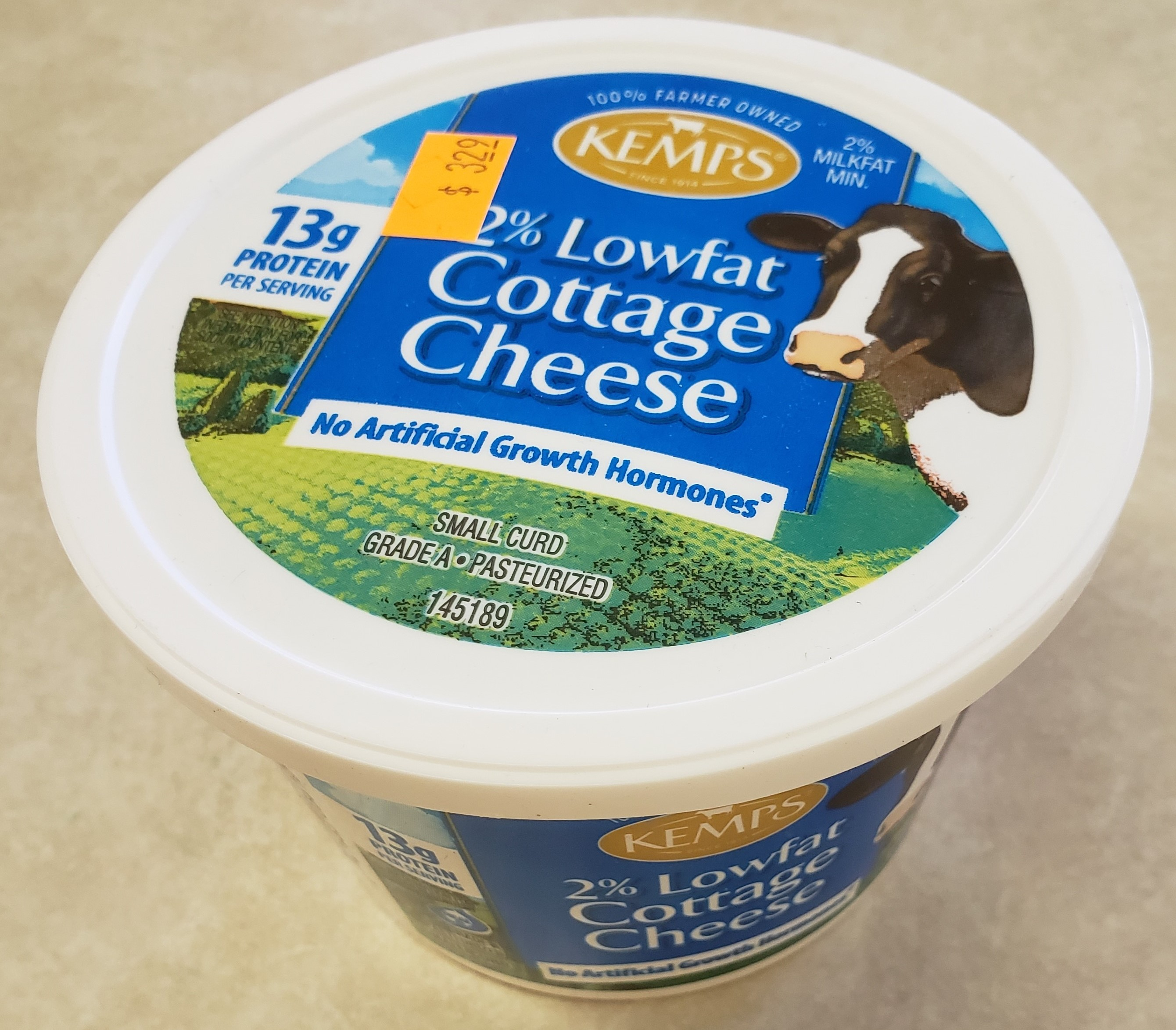 Cottage Cheese-16oz (Curbside Pickup Only)